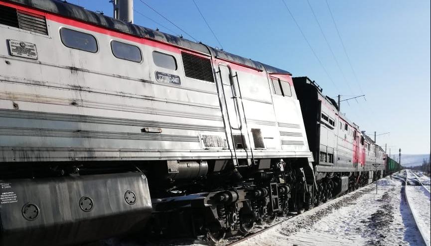 Происшествие на железной дороге в Тындинском районе