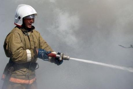 В Свободном тушили баню — МЧС России по Амурской области