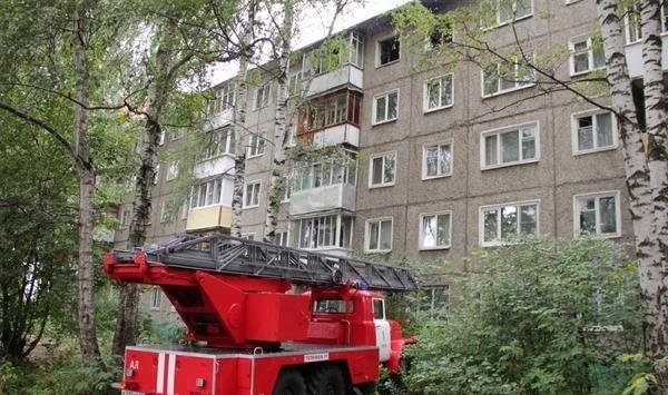 В Завитинске огнеборцы ликвидировали возгорание в квартире