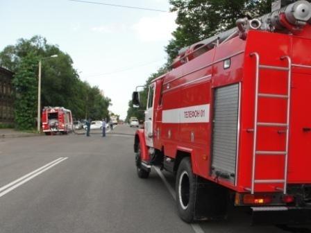 Огнеборцы Шимановска ликвидировали возгорание жилого дома